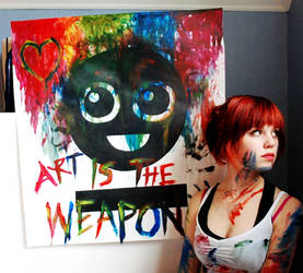 Art Is The Weapon