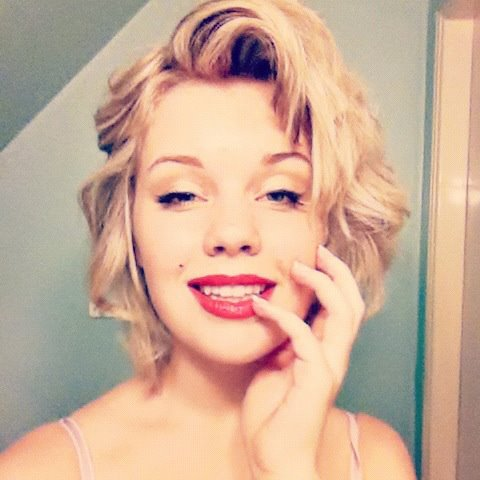 Marilyn by Mirish