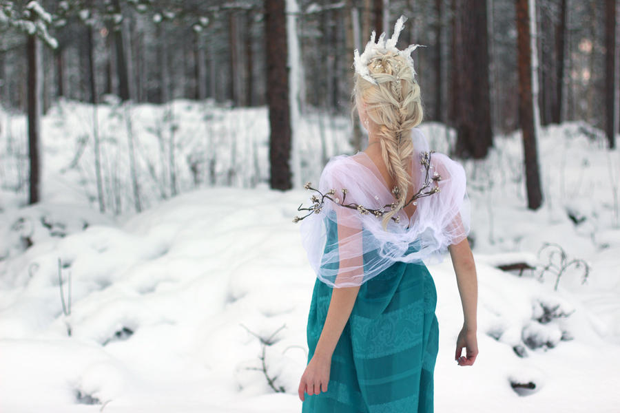 Ice Queen - stock 9 by Mirish