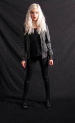 Dauntless - Action Heroine stock by Mirish