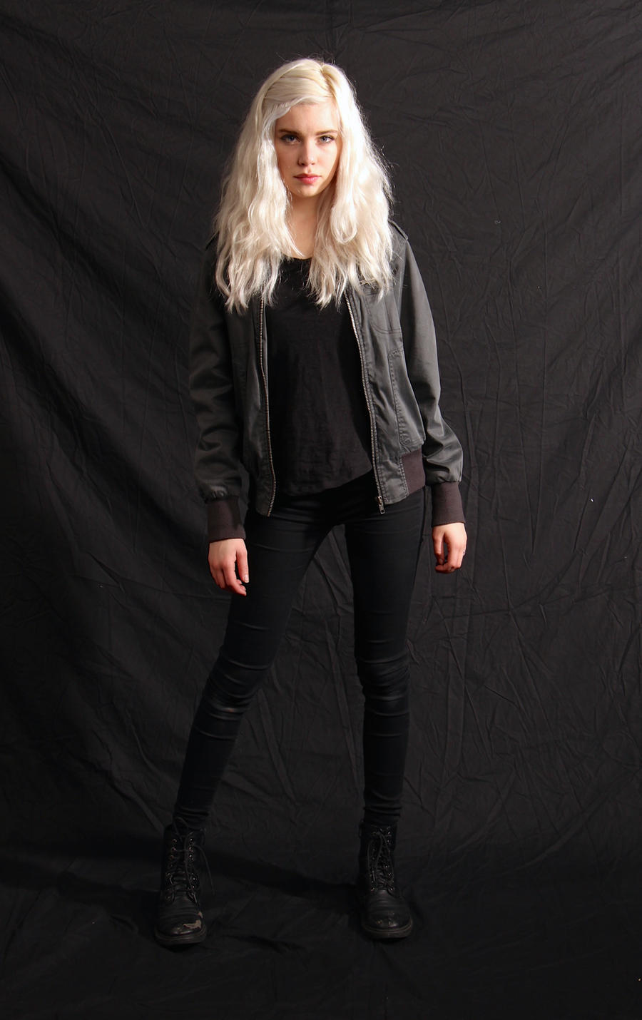 Dauntless - Action Heroine stock 2 by Mirish