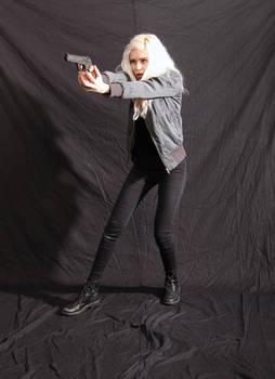 Dauntless - Action Heroine stock 10