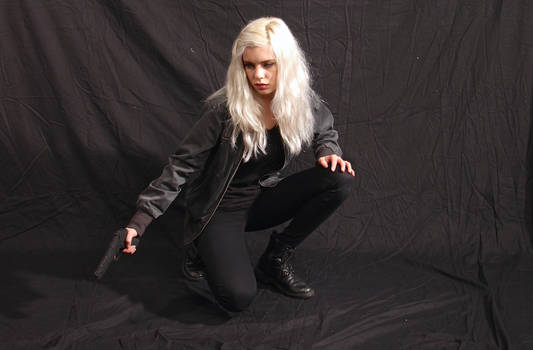 Dauntless - Action Heroine stock 14