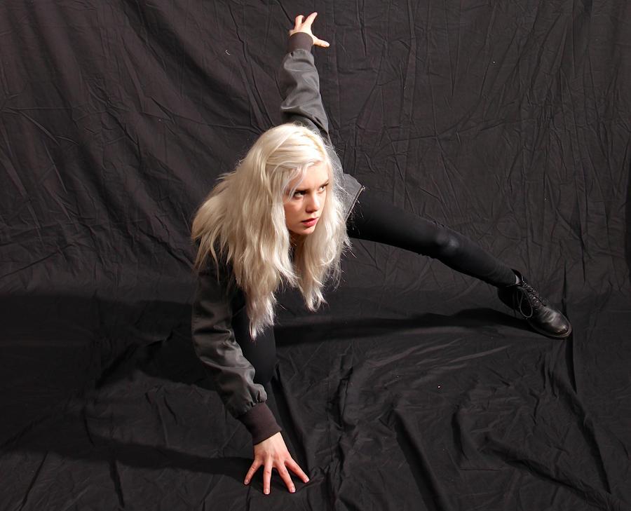 Dauntless - Action Heroine stock 15 by Mirish