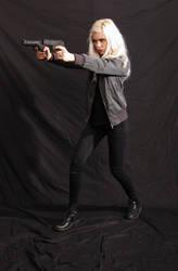 Dauntless - Action Heroine stock 17