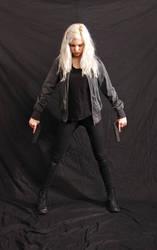 Dauntless - Action Heroine stock 19