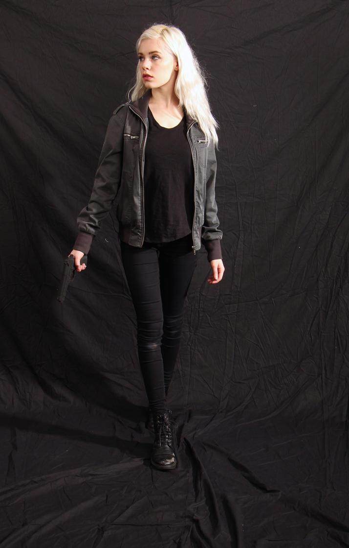 Dauntless - Action Heroine stock 24 by Mirish