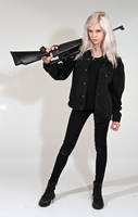 Dauntless - Female stock 5 by Mirish