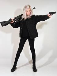Dauntless - Female stock 6 by Mirish