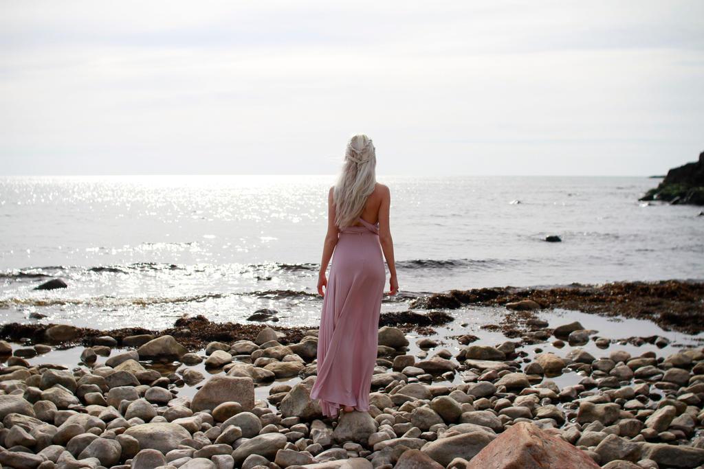Daenerys Targaryen - Stock 1 by Mirish