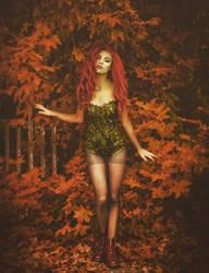 Poison Ivy by Mirish