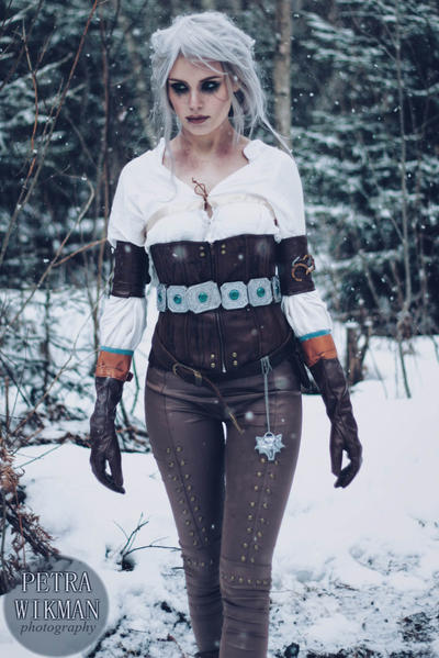The Witcher - Zireael by Mirish