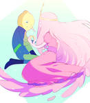 I will always be with you. by Monou-Taharu
