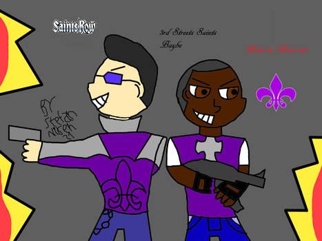 The Saints Dudes