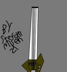 Sponn Guitar redesine