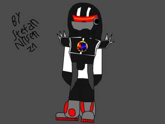 Atomic mans New Suit