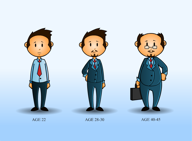Character Design Vs Animation : Character design for animation style by jayblueridge on