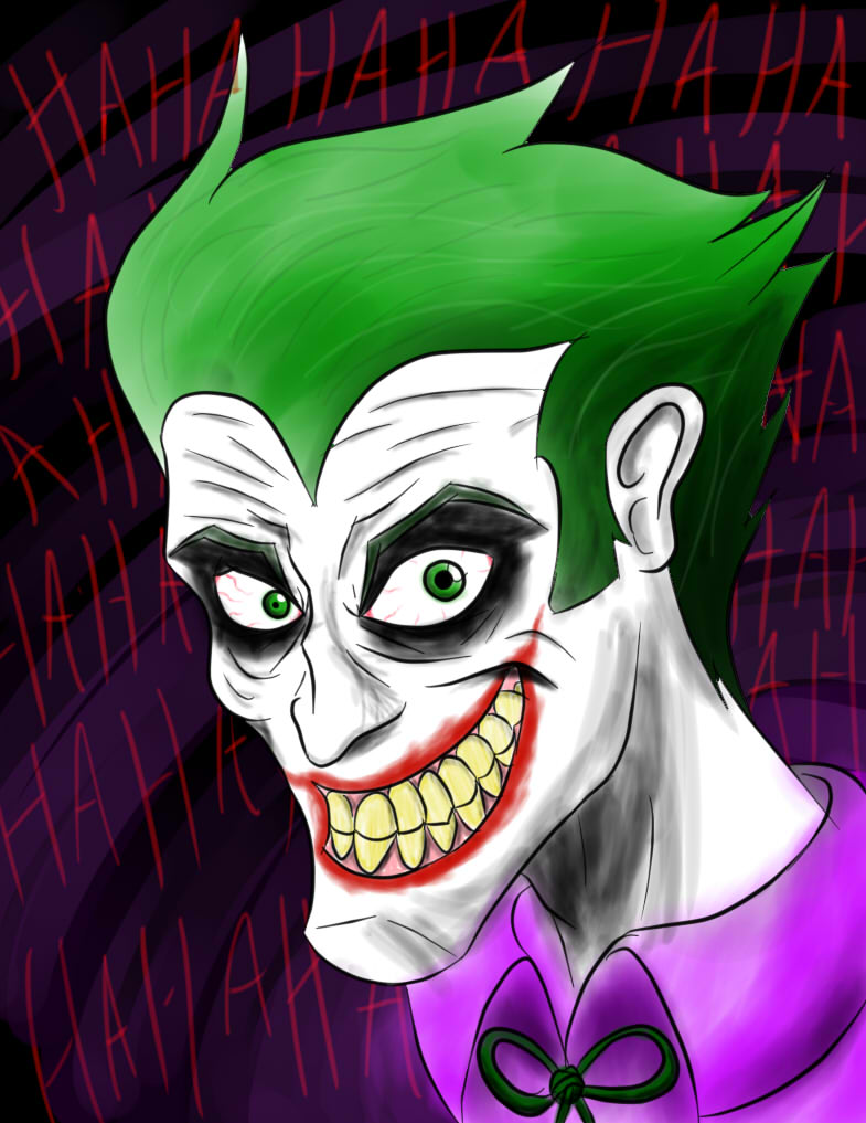 The Joker by The-Insignia