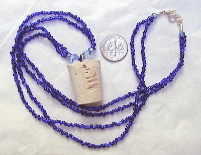 Luna Lovegood's cork necklace by wombat1138