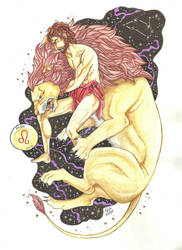 The Myth behind the Zodiac: Leo