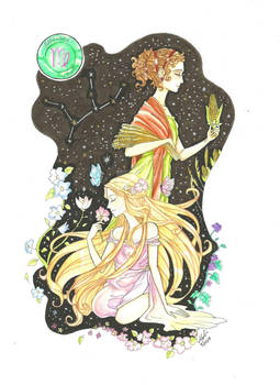 The Myth behind the Zodiac: Virgo