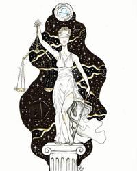 The Myth behind the Zodiac: Libra