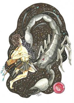 The Myth behind the Zodiac: Scorpio