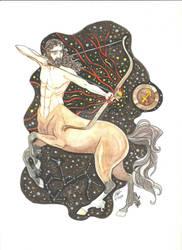 The Myth behind the Zodiac: Sagittarius