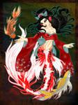 Butterfly Koi Mermaid
