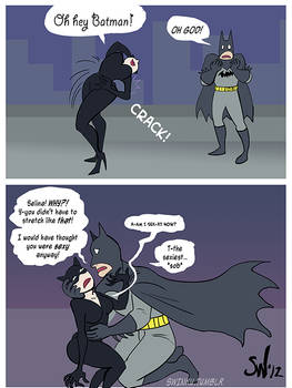 Catwoman no!