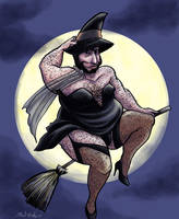 witchy witchy yay yay yay