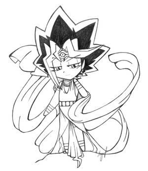Queen Yugi?