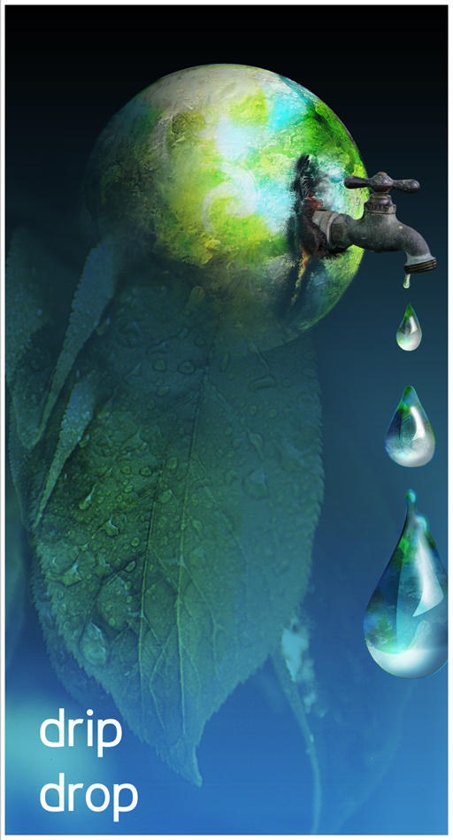 drip drop by furryomnivore