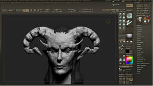 ZBrush Daily Sculpting
