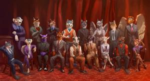 Furry Bar Association