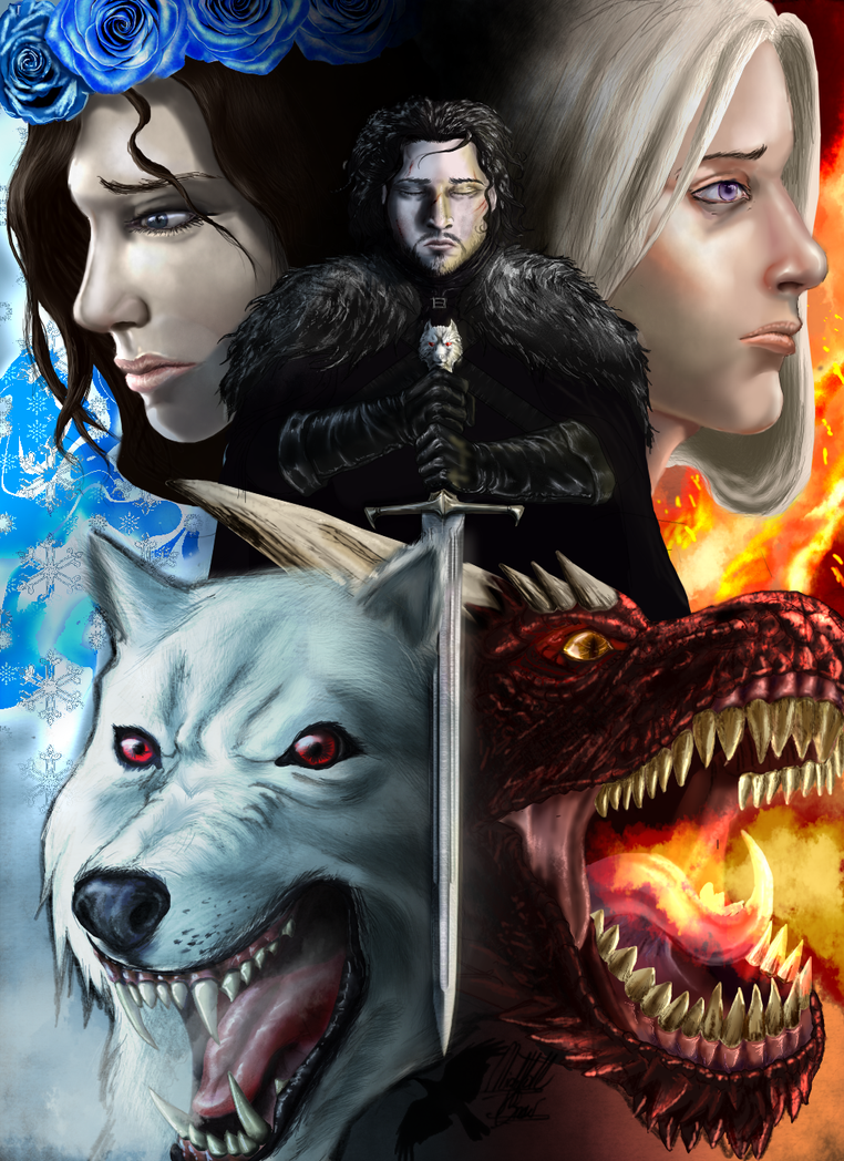 the art of ice and fire pdf