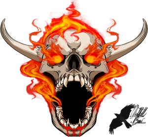 Doom Lost Soul tattoo design