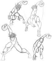Basketball Jones by risingson16
