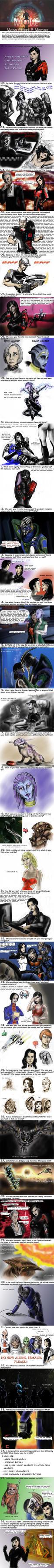 MASSIVE Mass Effect 2 MeMe by ErsbethShadowsong