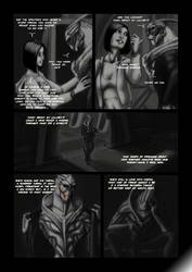 The Spectre and Archangel 37 by ErsbethShadowsong