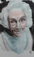 Old Lady by ErsbethShadowsong