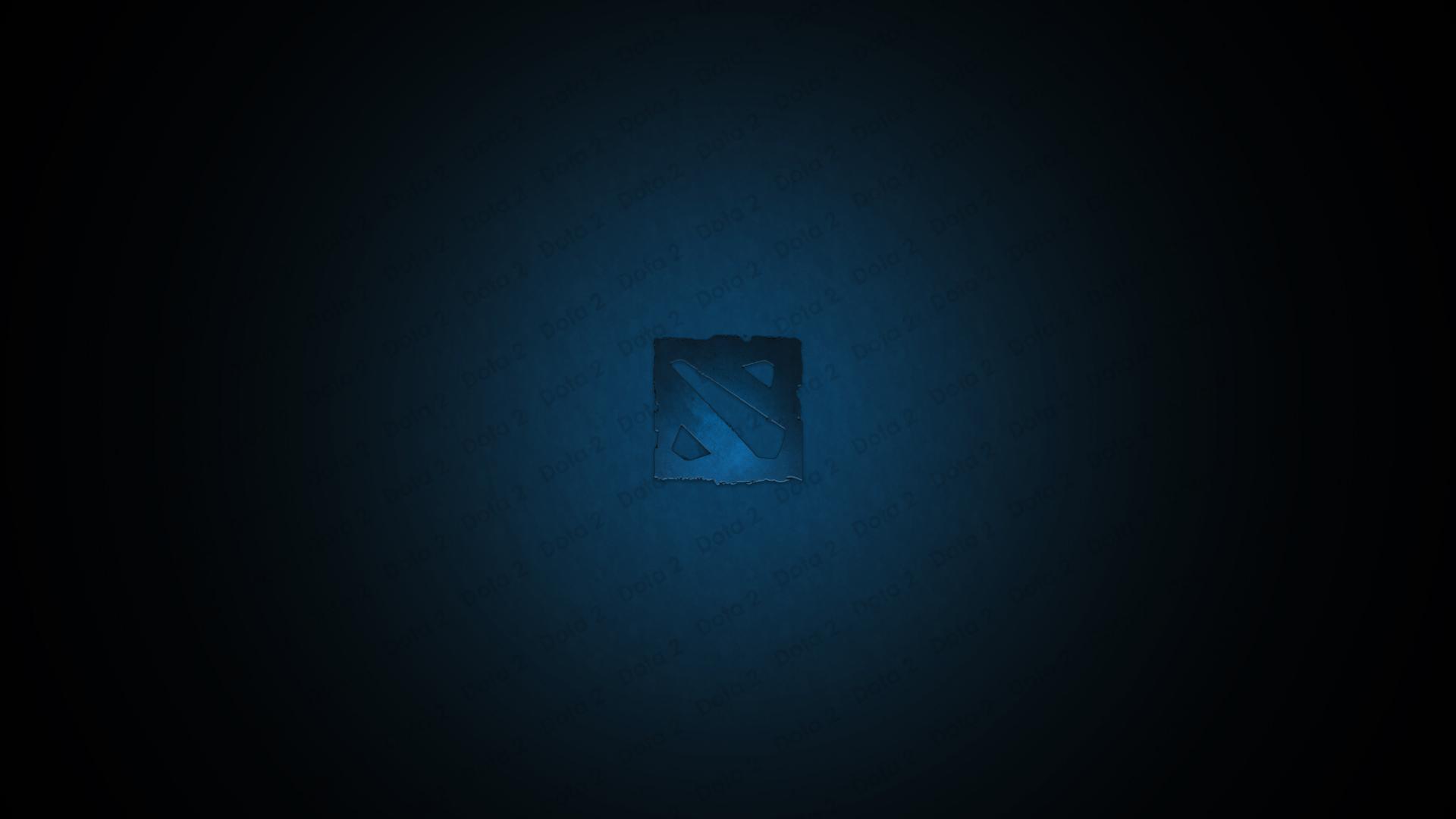 Dota 2 Wallpaper Blue Glow By Bonejacker On Deviantart