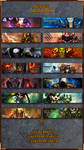 World of Warcraft Signature Pack 2015 vol.1 by casualstormtrooper