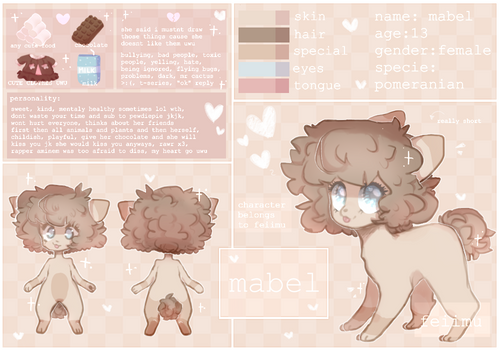 mabel ref but png lol