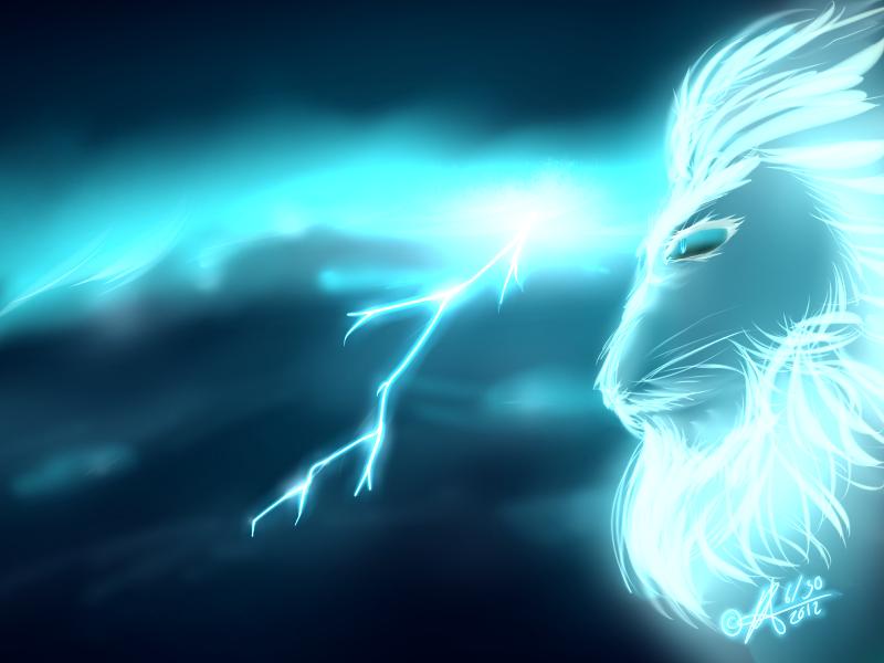 Lightning Effect Png Lightning Glow Effect