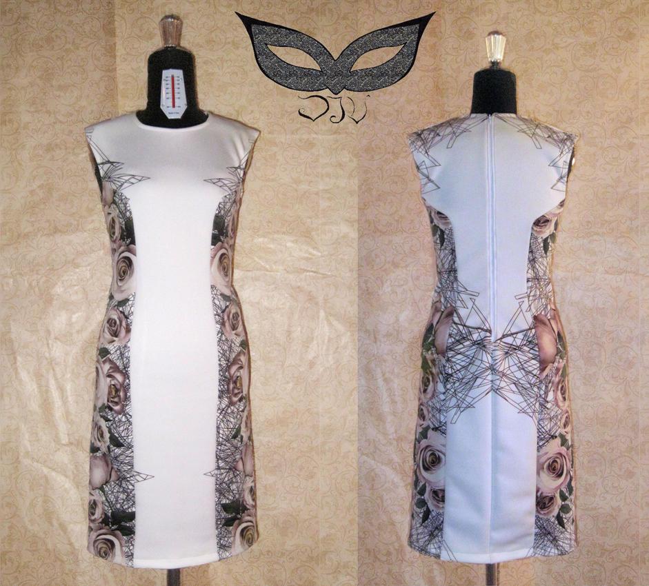 2014 dress by verdecasa