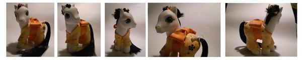 Pony for RevRuby by angstmonkey