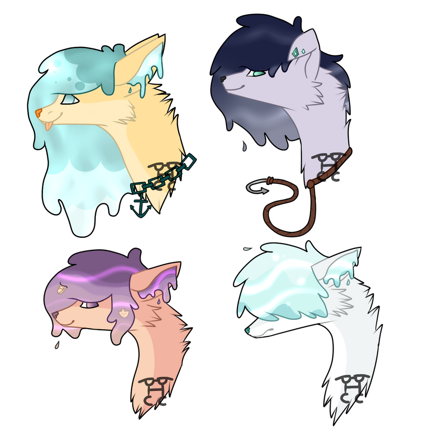 Waterdogs .:GIFTIES:. by AgentChingChong