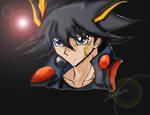 Yusei Fudo Colored