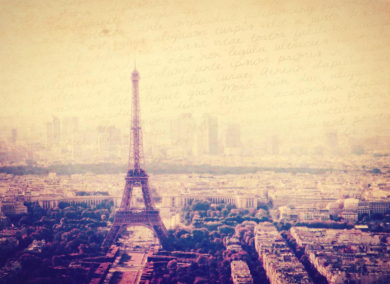 Paris wallpaper by swallowinheaven